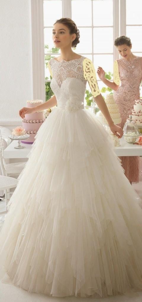 جدیدترین مدل لباس عروس های 93