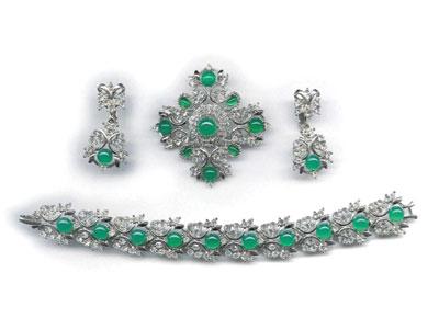طلا و جواهرات عروس