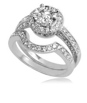 حلقه های زیبای عروس