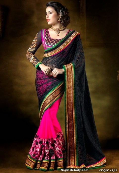 مدل لباس های هندی زنانه 93
