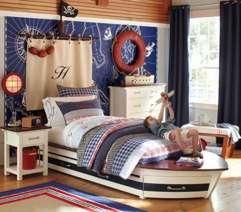 مدل دکوراسیون اتاق خواب کودکان 93