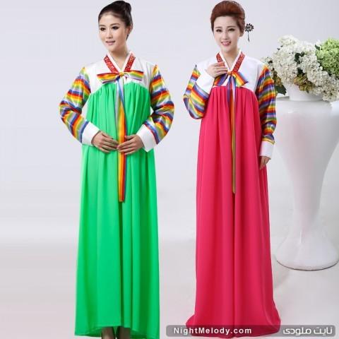 لباس زنانه قدیمی