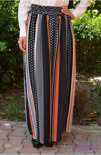 مدل دامن بلند دخترانه 93