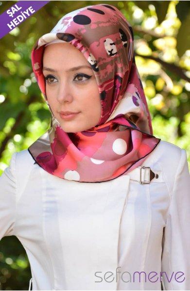 مدل دستمال گلدار دخترانه 94