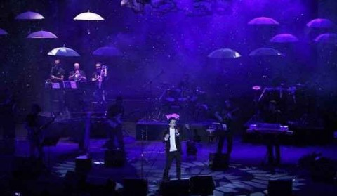 تصاویر کنسرت های زنده یاد مرتضی پاشایی
