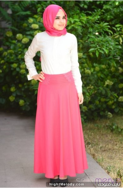 مدل دامن ترکی دخترانه 2015