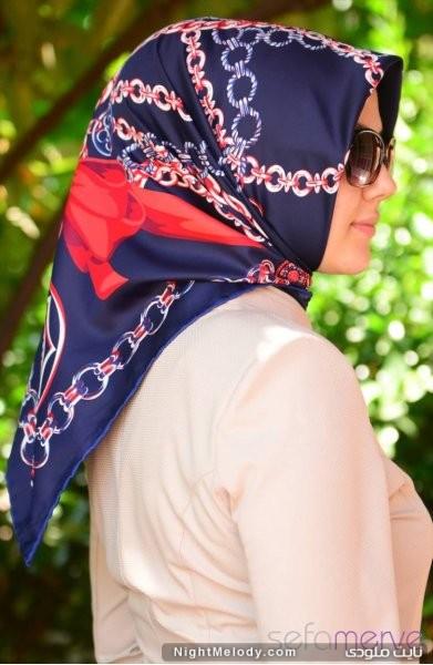 مدل های جدید دستمال سنتی زنانه