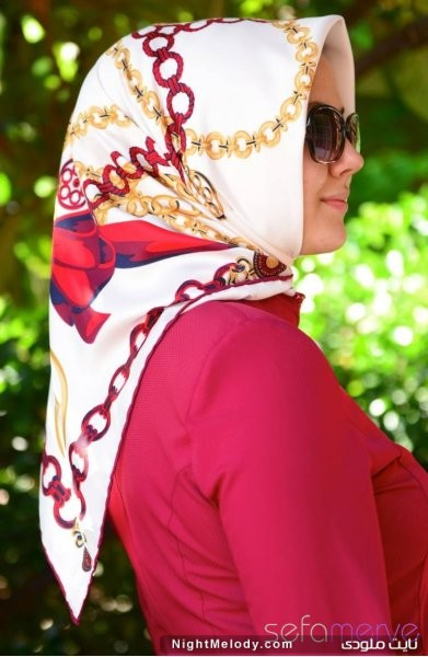 مدل های جدید دستمال مجلسی زنانه