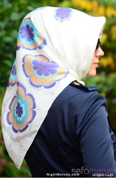 تصاویر دیدنی دستمال دخترانه 94