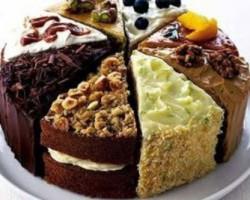 رویه کیک سه سوته