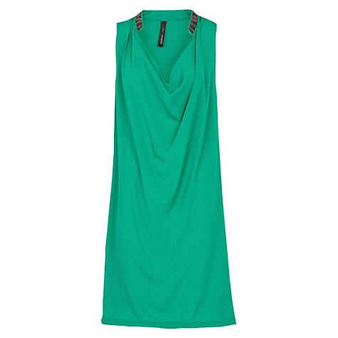 لباس شب کوتاه سبز