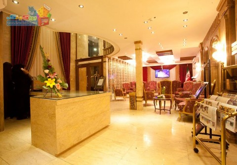haft-aseman-hotel-mashhad-lobby