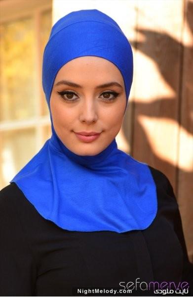 مدل های زیبا هد بند زنانه
