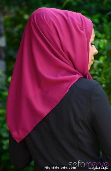 مدمدل حجاب اسلامی زنانه سری (2)