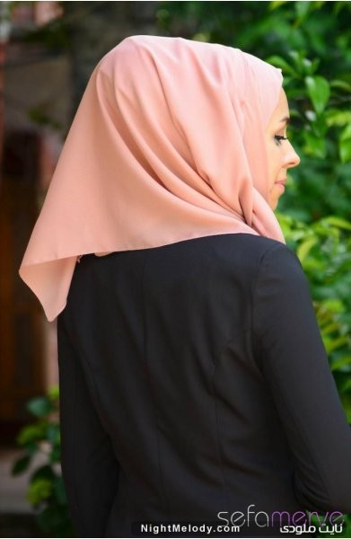 مدل حجاب اسلامی زنانه سری (2)