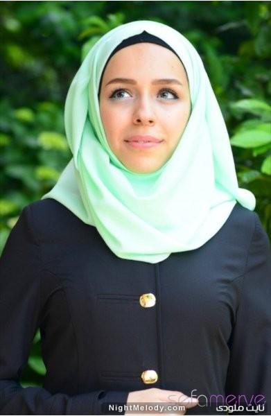 مدل های زیبا حجاب بانوان طرح 93