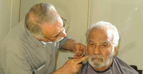 عکس های ناصر ملک مطیعی در فیلم نقش نگار