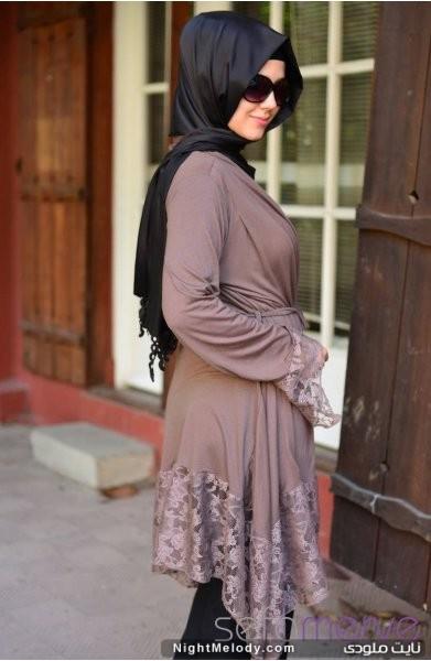 مدل های جدید مانتو گیپور زنانه (2)