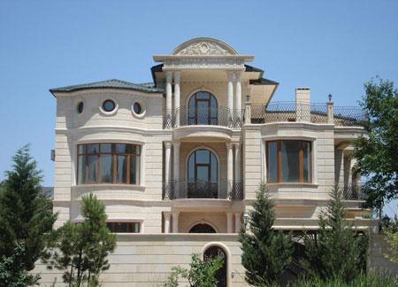 مدرن ترین نماهای بیرونی خانه