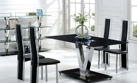 مدل میز و صندلی ناهارخوری
