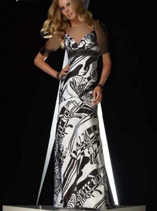 مدل های زیبای لباس شب سری دوم