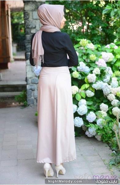 مدل دامن زنانه طرح جدید (2)