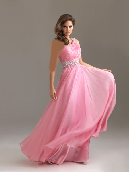model-dress-nomination-pink
