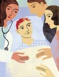 طرز رفتار صحیح با بیماران سرطانی