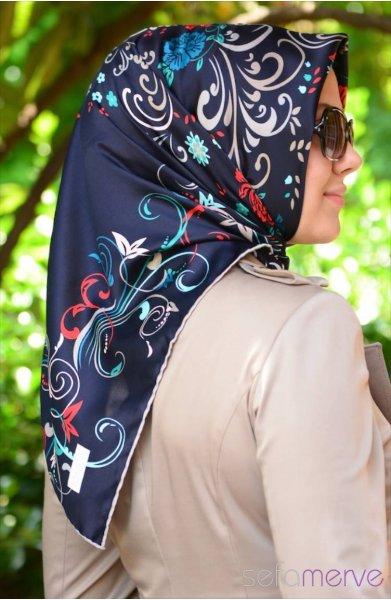 تصاویر جدید دستمال ترکی زنانه