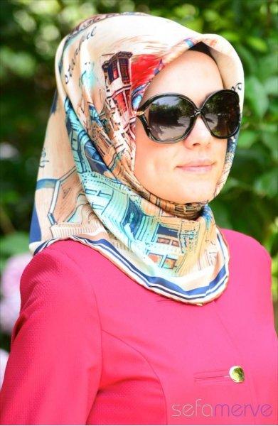 مدل دستمال مجلسی زنانه 2015