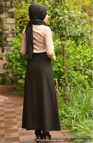 مدل دامن مجلسی دخترانه نوروز 94