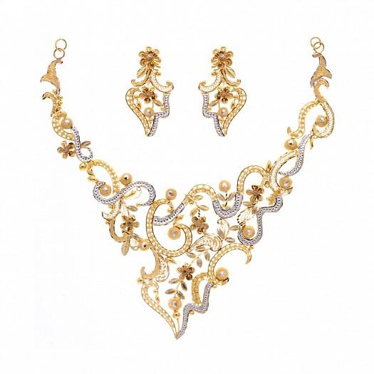 طلا و جواهرات عروس سری سوم