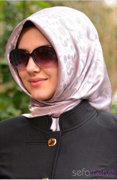 مدل های جدید دستمال اسلامی زنانه