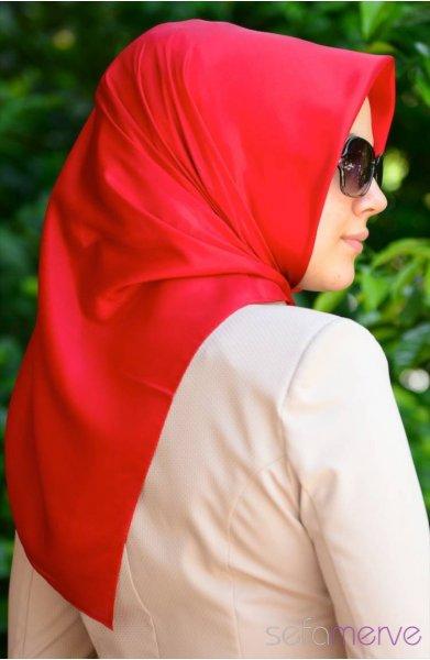 مدل دستمال ساده زنانه (2)