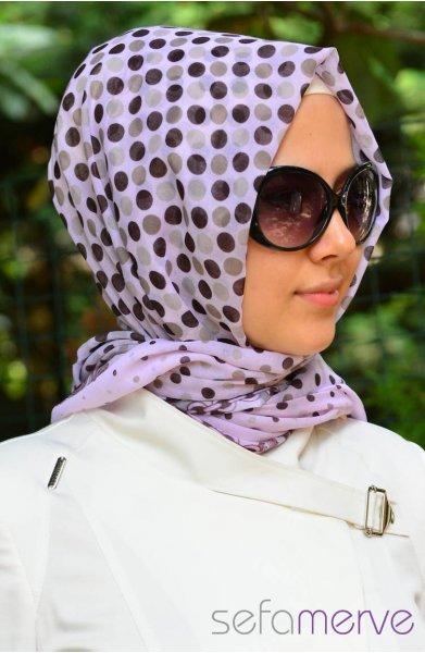 مدل های شیک شال عربی 2015