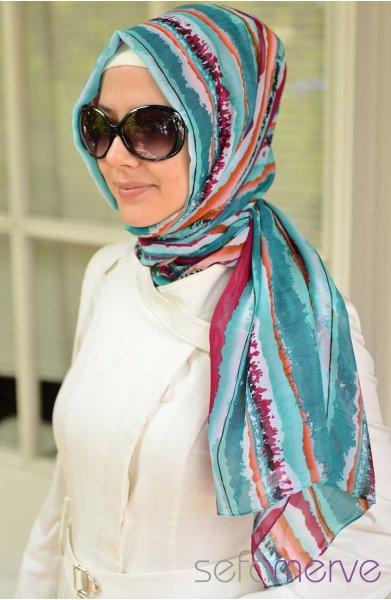 مدل های جدید شال عربی (2)