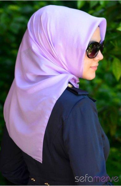 مدل دستمال ساده زنانه (3)