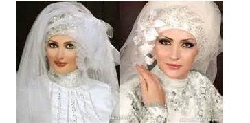 عروس با حجاب