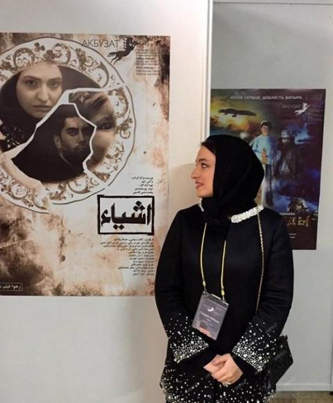 تصاویر حضور نرگس آبیار و گلاره عباسی در جشنواره فیلم روسیه