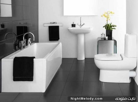 جدیدترین مدل های وان حمام2014