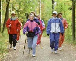توصیههای ورزشی ویژه سالمندان و میانسالان