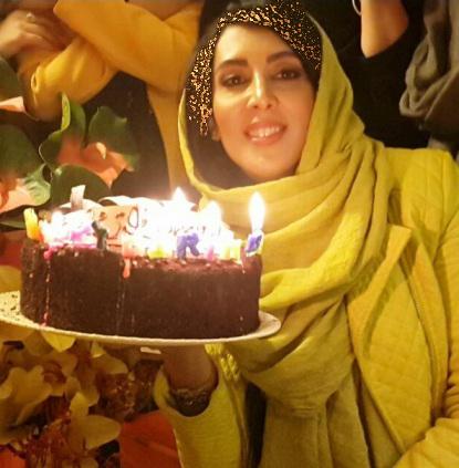 جشن تولد لیلا بلوکات