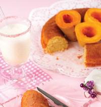 طرز تهیه کیک انبه
