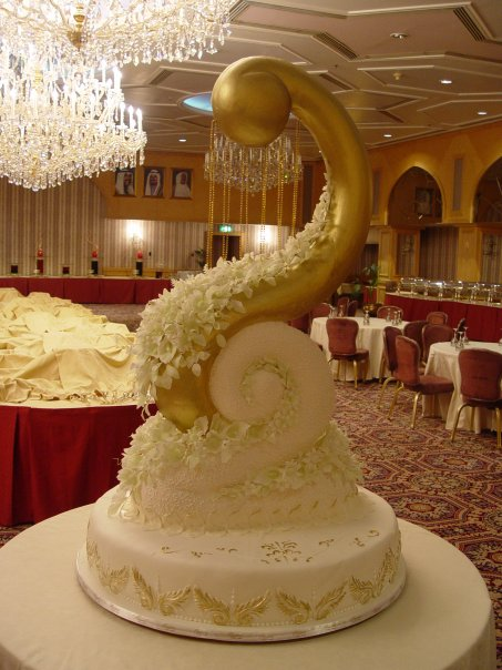 مدل های کیک عروسی
