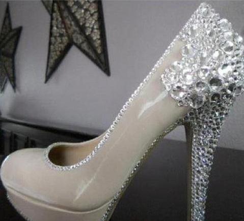 شیک ترین مدل های کفش عروس