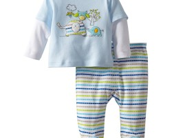 مدل های جدید لباس نوزاد رنگ 94