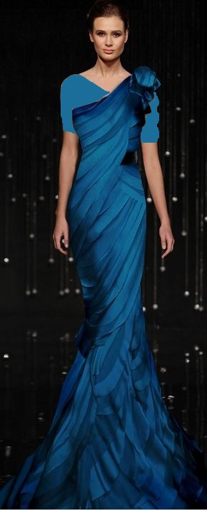 مدل لباس مجلسی بلند93