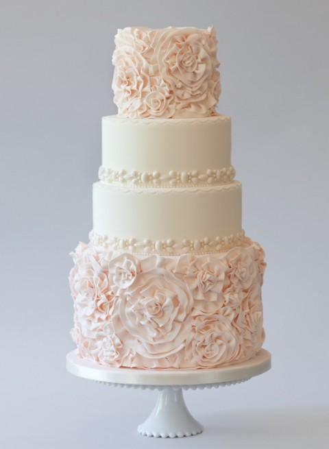 عکس های جدید کیک نامزدی