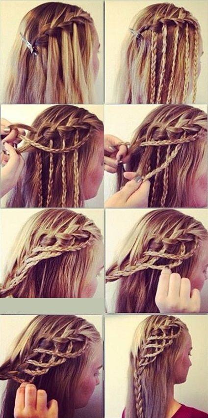 آموزش تصویری بافت مو حرفه ای 2015 (سری1)