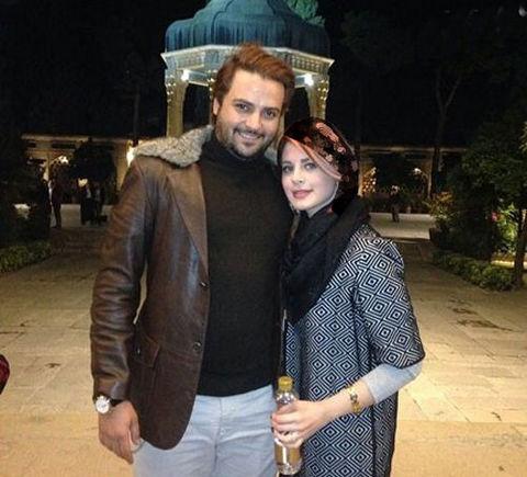 جدیدترین عکس مهدی سلوکی و همسرش